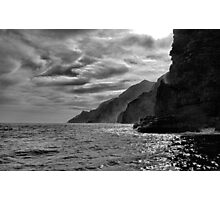 Na Pali Coastal Study 3 Photographic Print