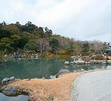 Tenryu Shiseizen-ji by photoeverywhere