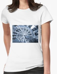 Toronto Skywalk 3 Womens Fitted T-Shirt