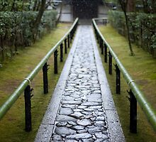 stone temple path by photoeverywhere