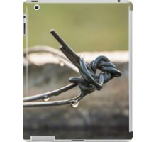 Wire Drops iPad Case/Skin