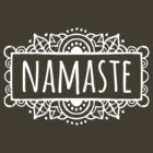 Namaste shirt by emberstudio