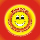 Kindness Makes The World a Better Place - Yellow Cases by RippleKindness