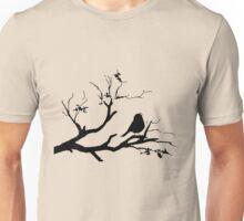 Singing Bird Unisex T-Shirt