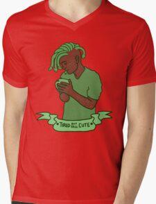"""""""Tired but still Cute"""" Gorgon Mens V-Neck T-Shirt"""