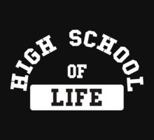 High school of life Kids Clothes