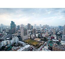 urban tokyo Photographic Print