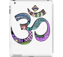 Ohm iPad Case/Skin