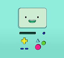 BMO by sandraree