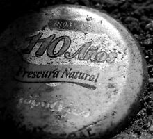 MINERAL WATER CAP by Sandra  Aguirre