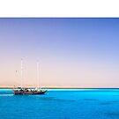 Sailing Through The paradise by seawhisper