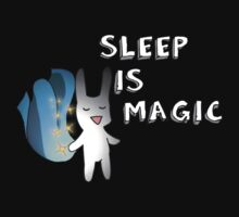 Sleep Is Magic by socialblasphemy