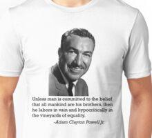 Adam Clayton Powell Unisex T-Shirt