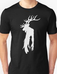 Wendigo Silhouette Unisex T-Shirt