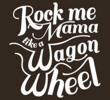 Wagon Wheel by nickbiancardi