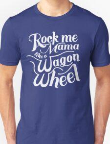 Wagon Wheel Unisex T-Shirt
