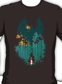 The woods belongs to me T-Shirt