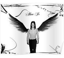Alan Jr Angel Poster