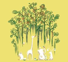 Re-paint the forest Kids Clothes