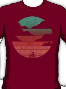 Go west - cycling T-Shirt