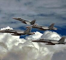 Top Guns by Steven  Agius