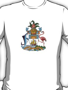 Bahamas Coat of Arms  T-Shirt