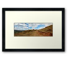 ©MS On The Road IIAH Framed Print
