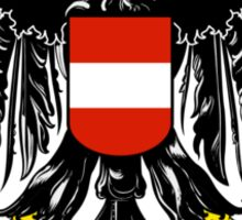 Austria Coat of Arms  Sticker