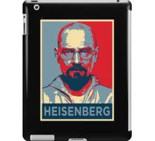 Walter White a.k.a. Heisenberg iPad Case/Skin