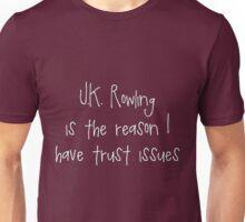 J.K. Rowling - Trust Issues Unisex T-Shirt