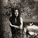 The tree sprite by Mel Brackstone