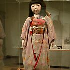 Miss Mie, Historic Japanese Friendship Doll by Jane Neill-Hancock