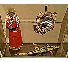 Childrens Toys, the Cheyenne Peoples Photographic Print