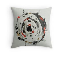 Untitled Abstract Study 27 Throw Pillow