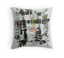 Untitled Abstract Study 30 Throw Pillow