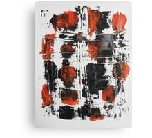 Untitled Abstract Study 31 Canvas Print