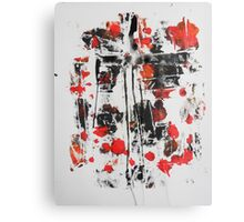 Untitled Abstract Study 32 Canvas Print