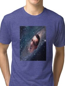 BRANDON IN SPACE Tri-blend T-Shirt