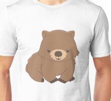 Cute Kawaii Wombat Unisex T-Shirt