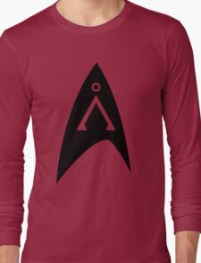 Star Trek and Star Gate: Best Stars! Long Sleeve T-Shirt