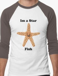 Im a star fish Men's Baseball ¾ T-Shirt