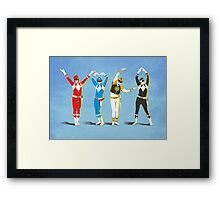 VILLAGE RANGERS Framed Print