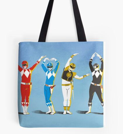 VILLAGE RANGERS Tote Bag