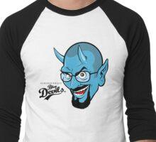 Blue Devils Men's Baseball ¾ T-Shirt