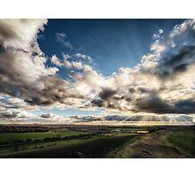 Salisbury Sunbeams Photographic Print