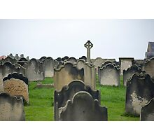 St Mary's graveyard Photographic Print