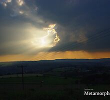 Sunshine through the clouds by MetamorphosisRS