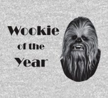 Wookie of the year by EversonInd