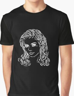 Primadonna (White) Graphic T-Shirt