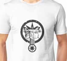 Christ with Butterfly Wings Unisex T-Shirt